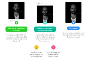 verboden dating-app grote kont