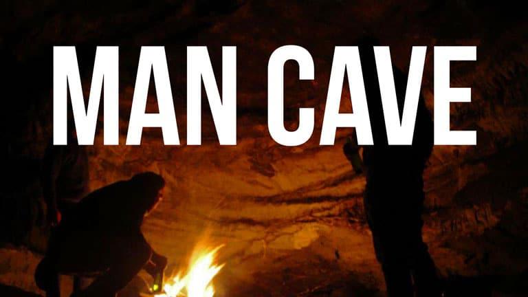 de noodzaak van een man cave