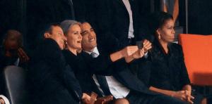 wel of geen selfie
