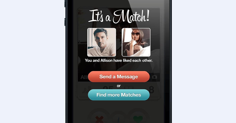 hoe werkt tinder match2