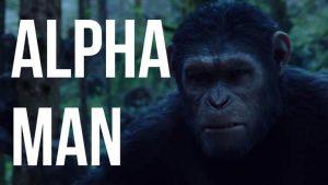 essentie van alpha man zijn