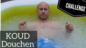 koud douchen is goed voor je